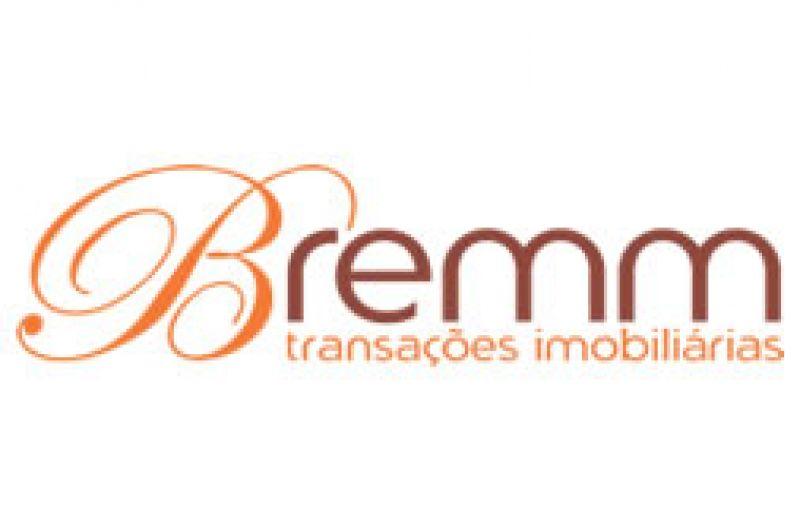 Desenvolvimento e Criação de Sites e Sistemas Web, Logotipo Bremm Transações Imobiliárias